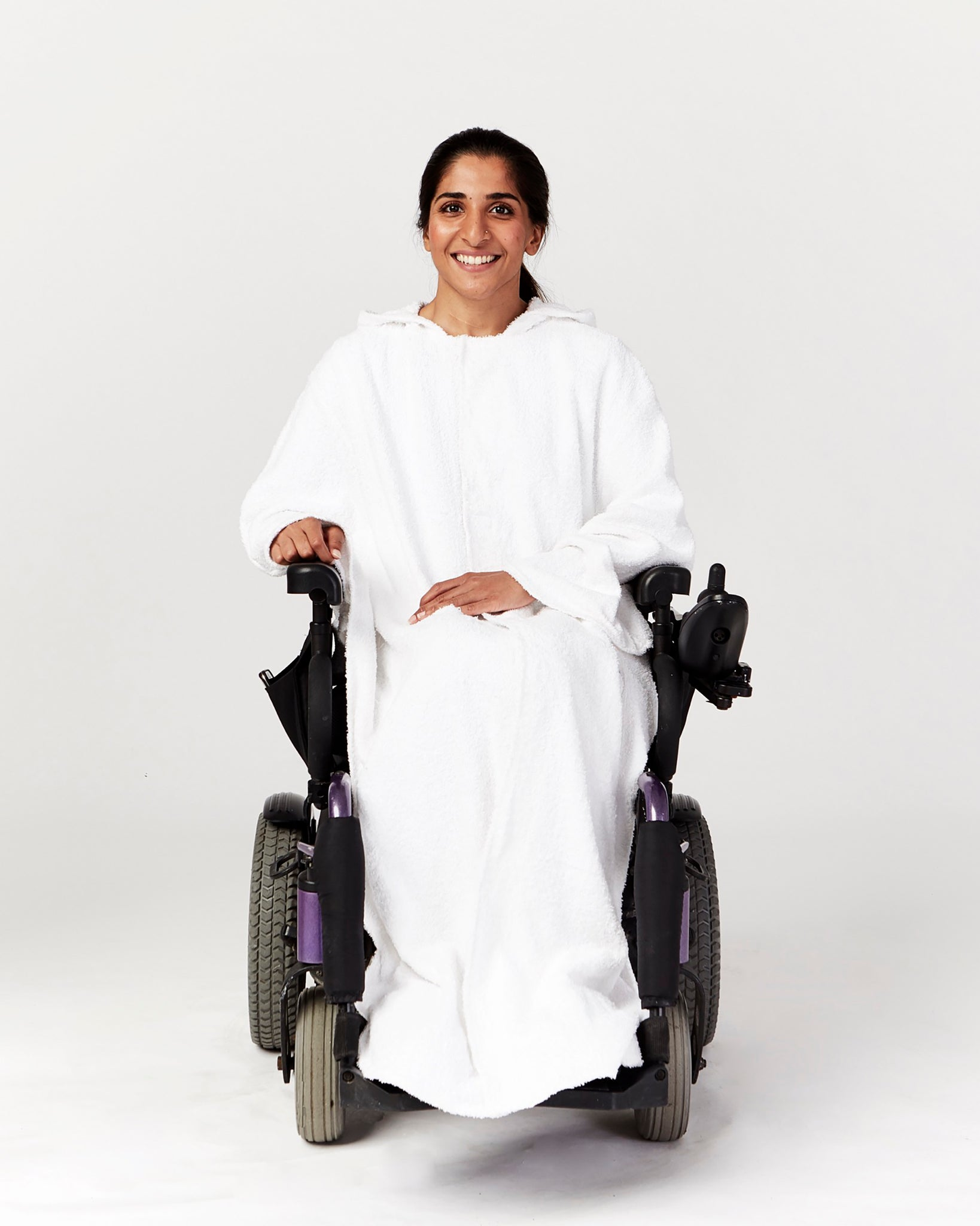 Women's Seated Bath Cape