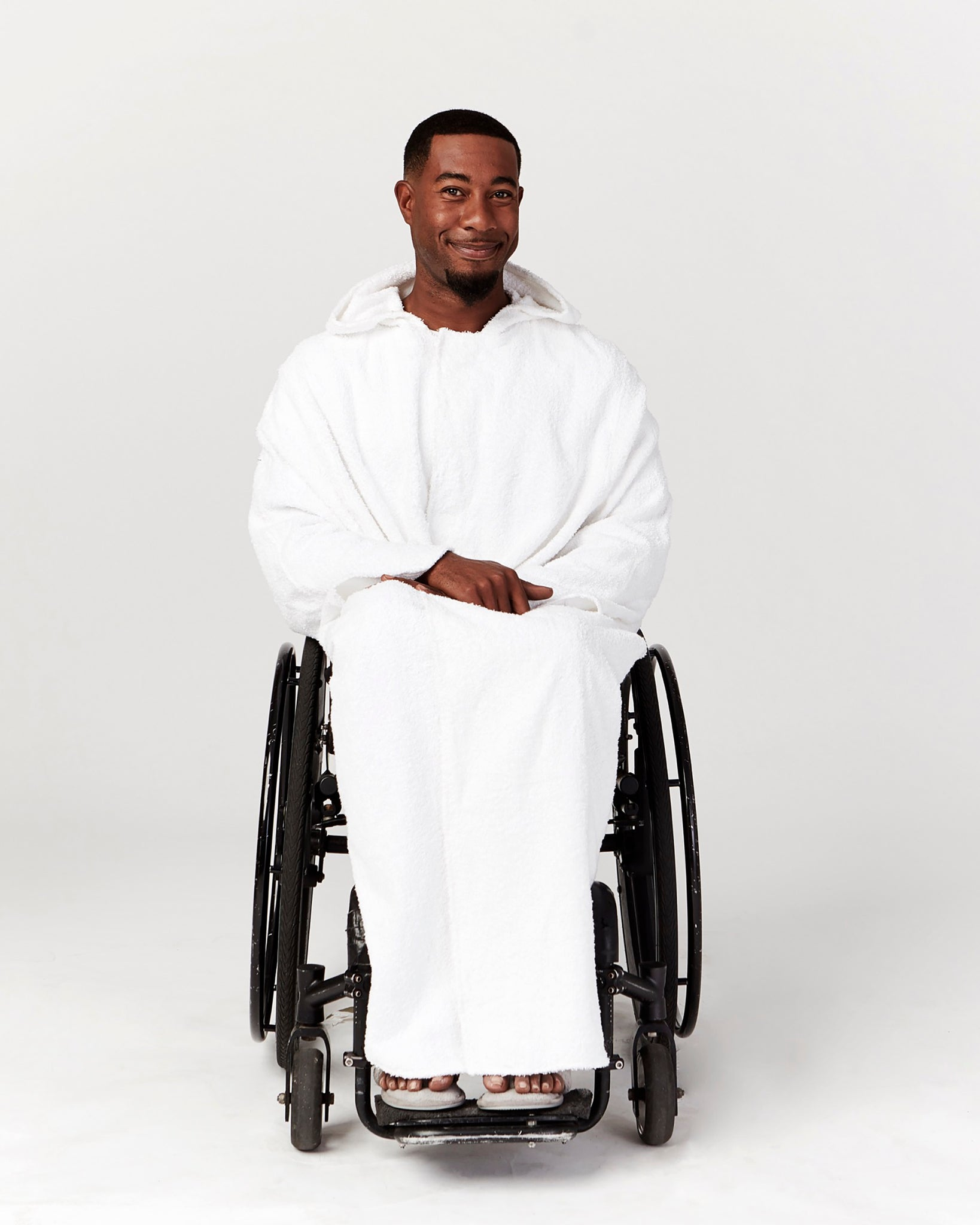 Men's Seated Bath Cape