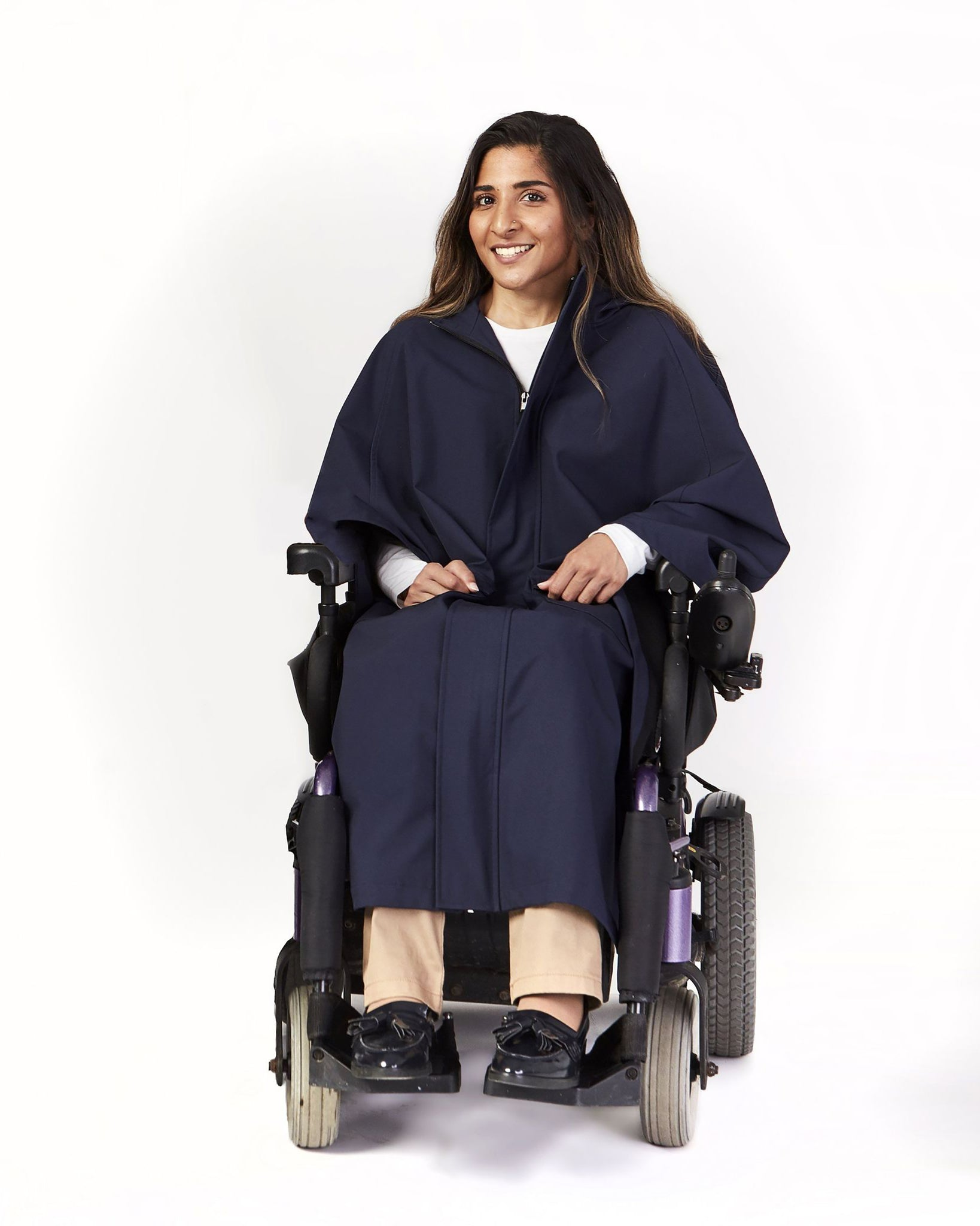 Women's Seated Rain Cape