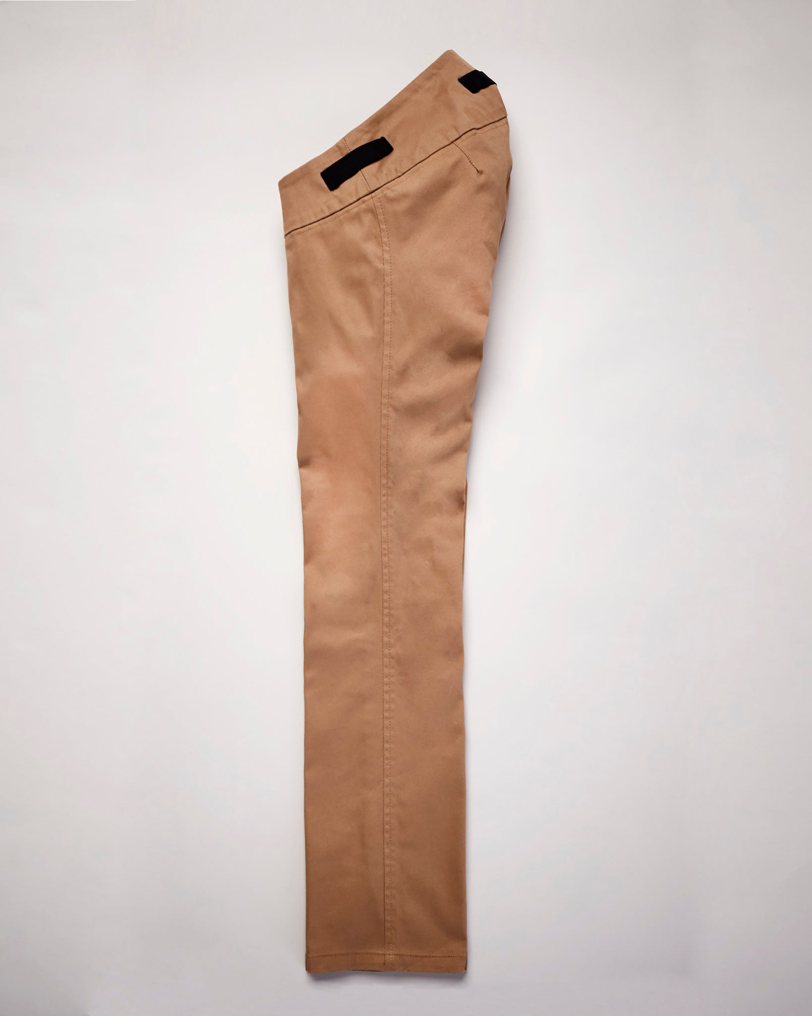 Seated Chino Yoga Waist - Khaki