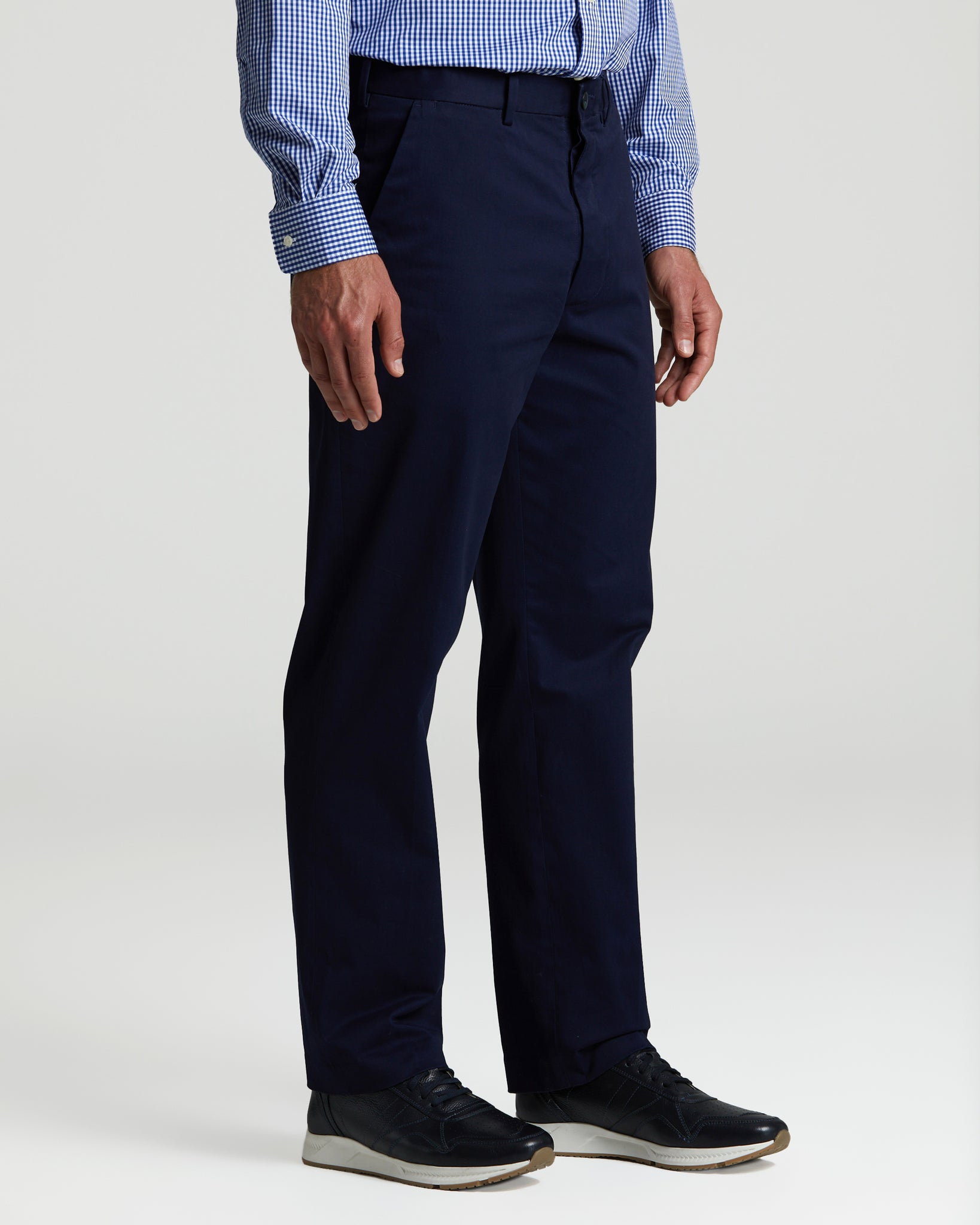 MagnaClick Classic Fit Chino