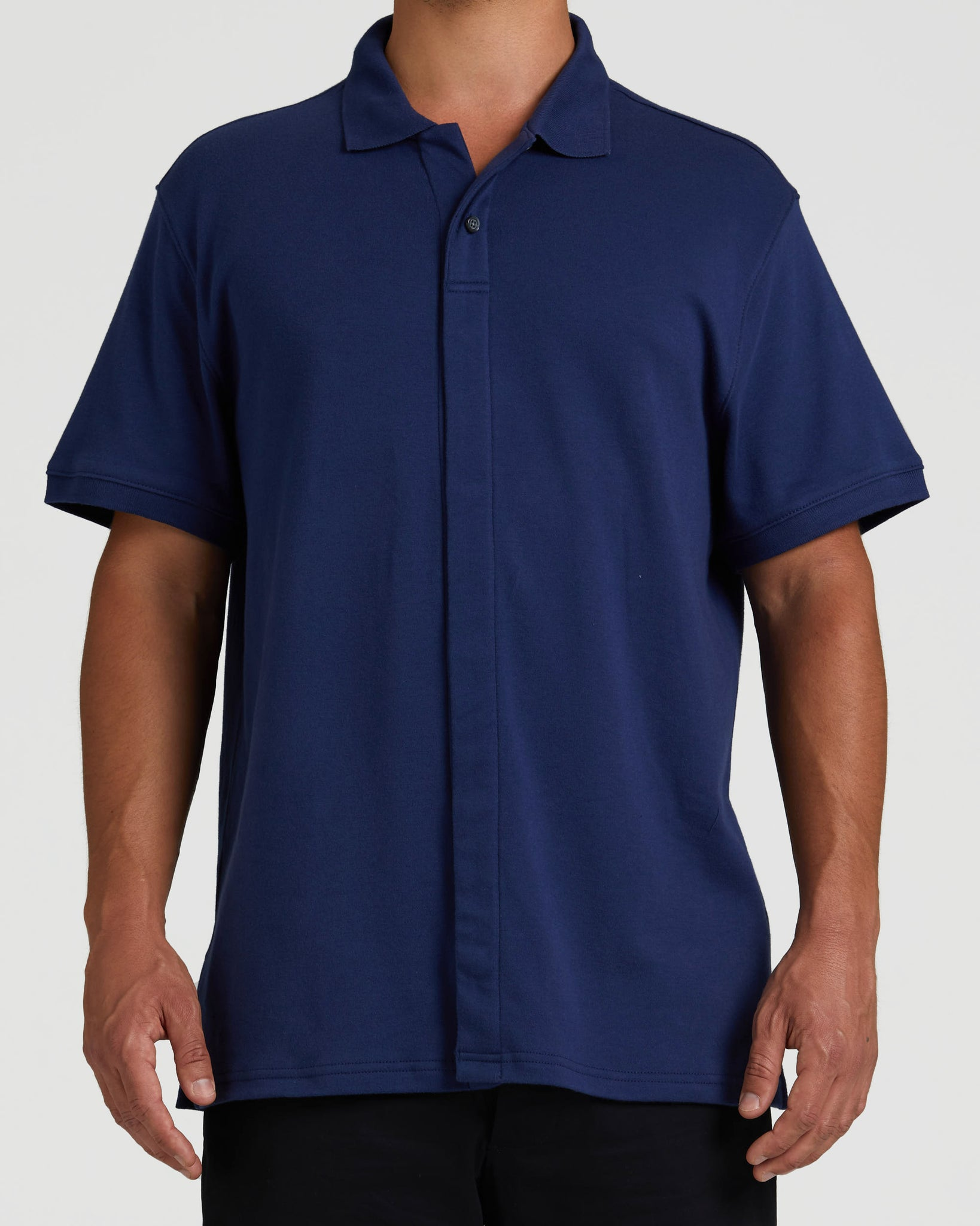 MagnaClick Cotton Polo