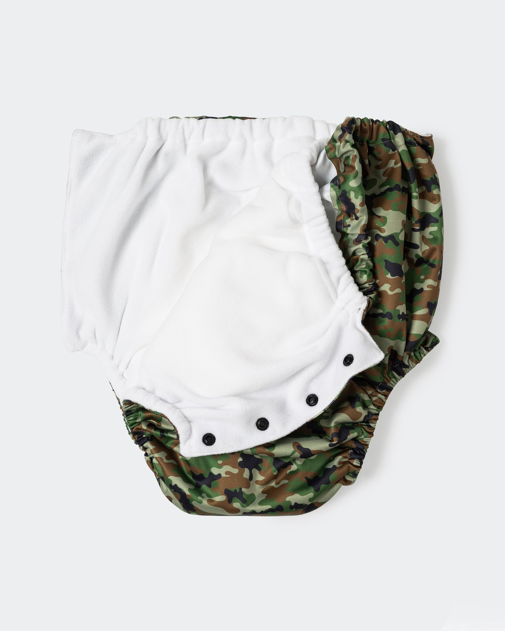 BUTTS - Camo Green