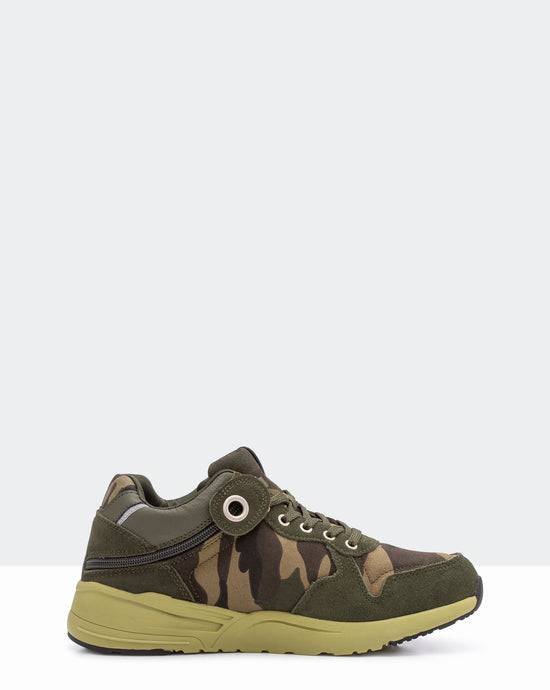 Excursion Mid (Men) - Camo