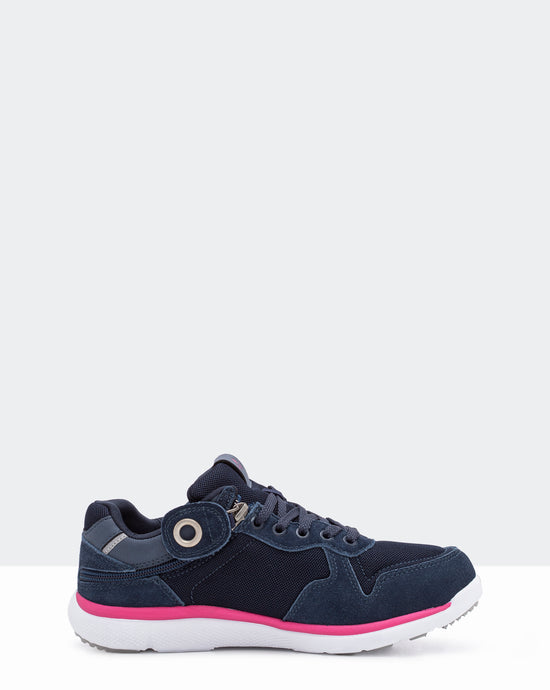 Excursion Low (Women) - Navy/Pink