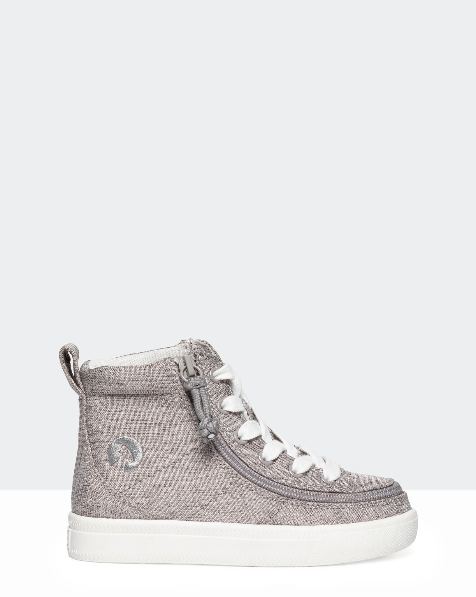 Classic High-Top Chambray Sneaker (Toddler)