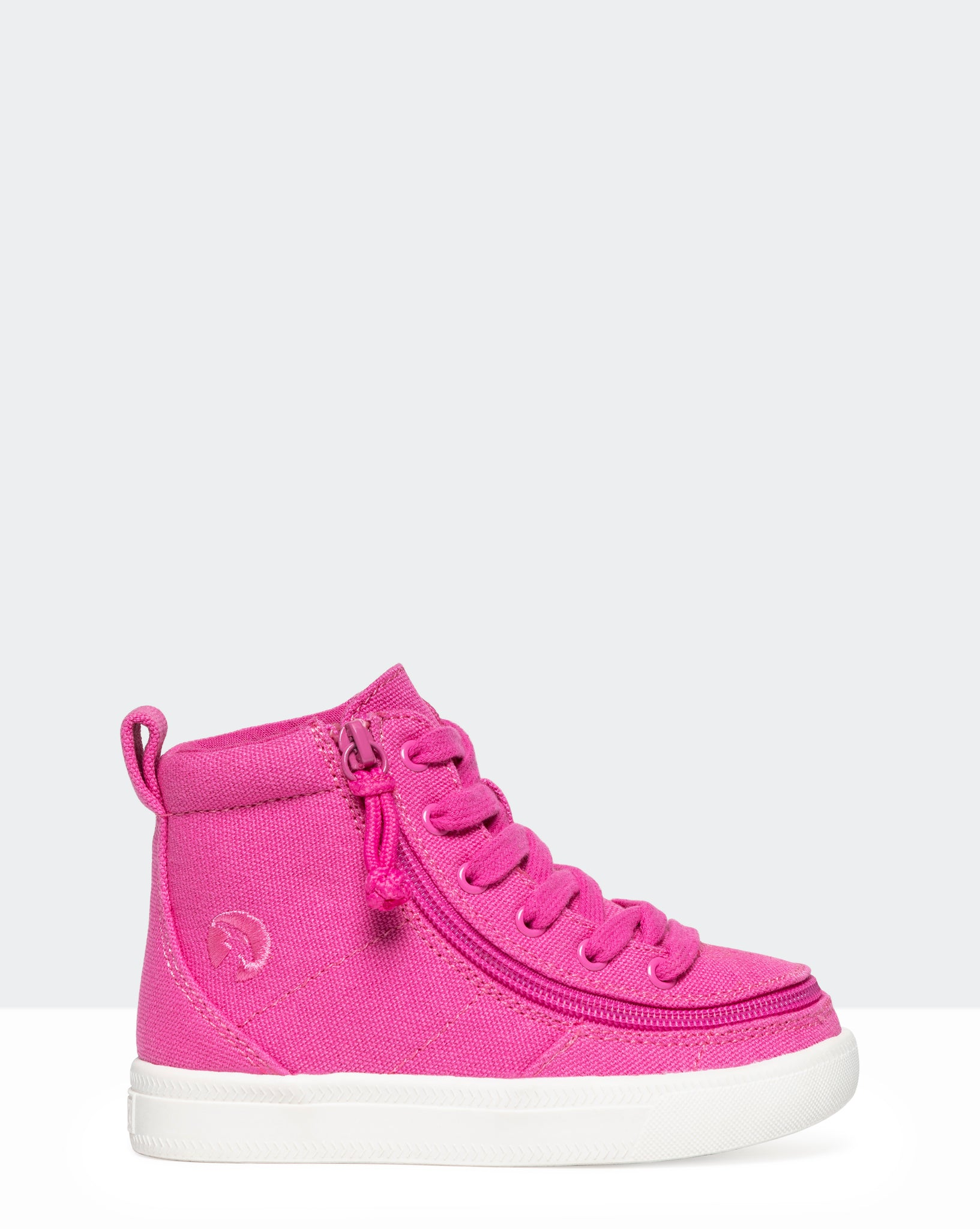 Classic High-Top Canvas Sneaker (Toddler) - Pink Raspberry