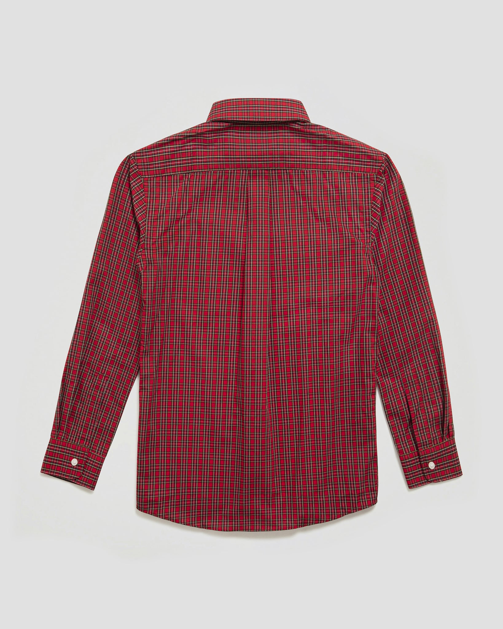 MagnaClick Casual Plaid Shirt - Kids