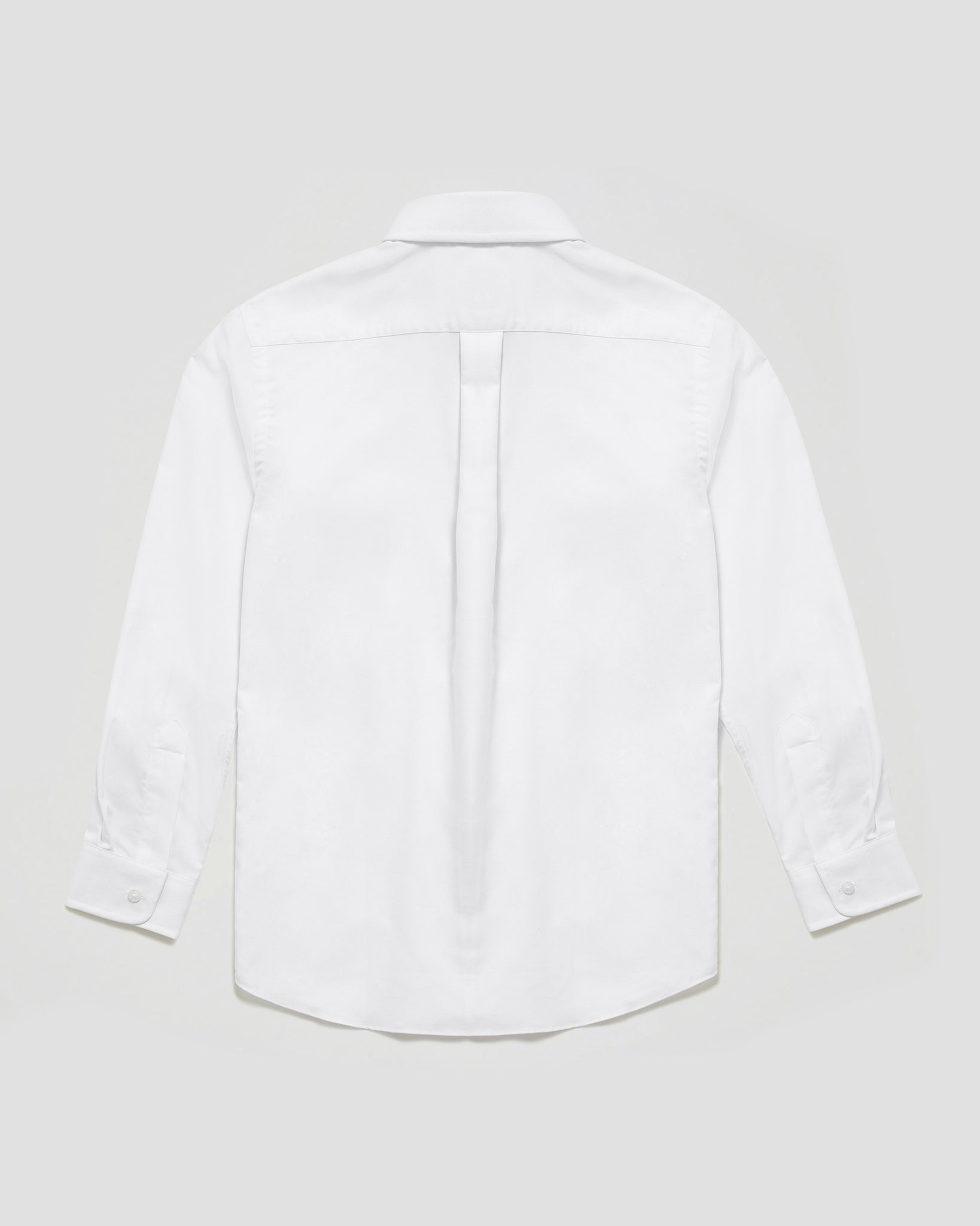 MagnaClick Solid Oxford Shirt - Kids