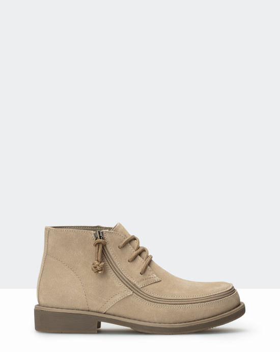 Chukka (Men) - Tan