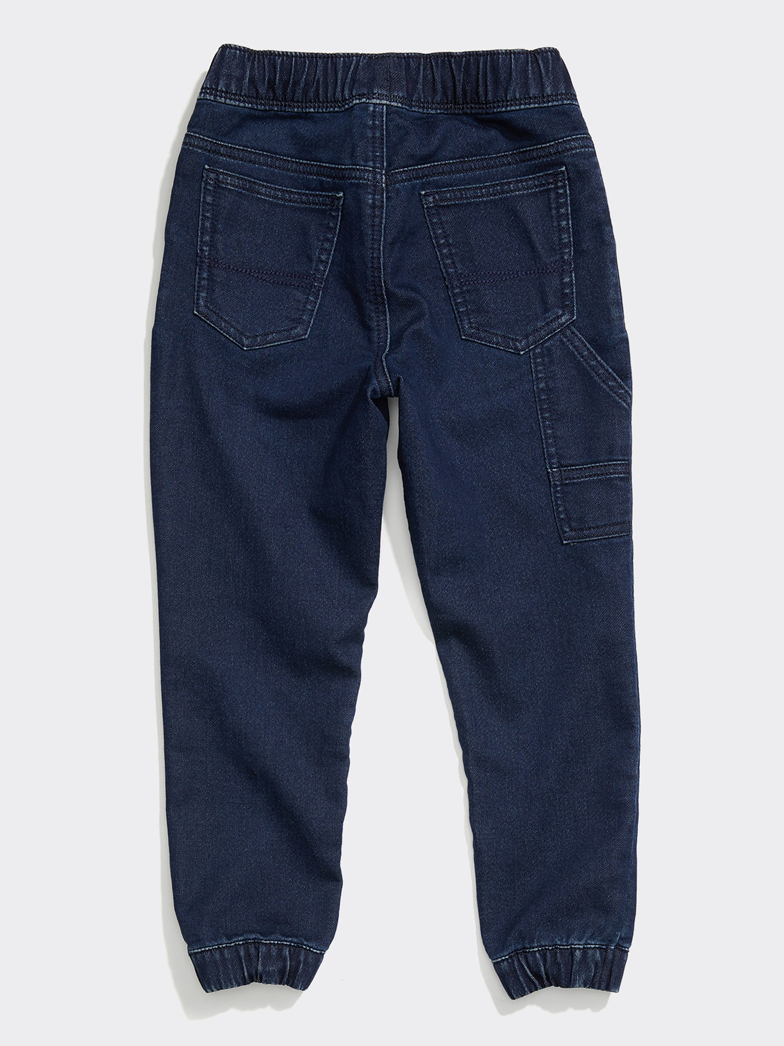 Banks Straight Slim Jogger (Boys) - Denim