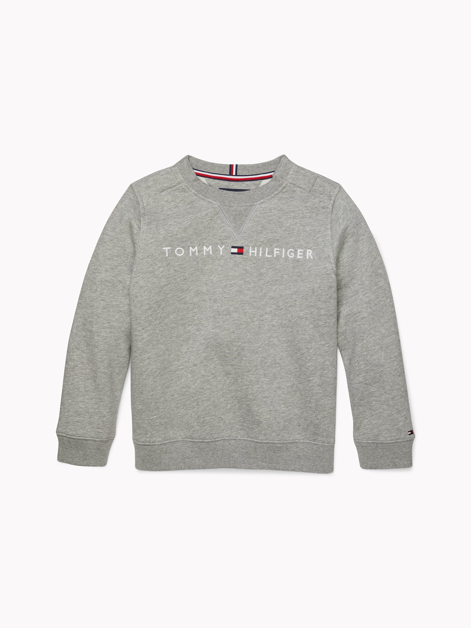 Tommy Hilfiger Sweatshirt (Boys) - Grey