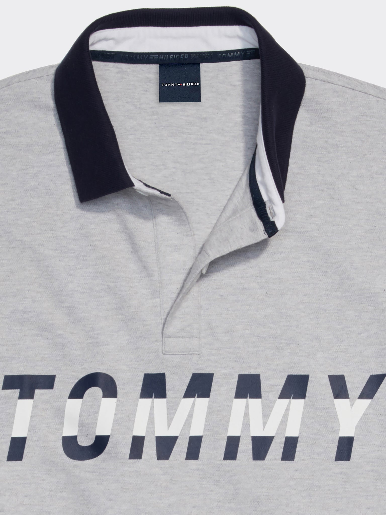 Sam Polo - Grey Heather