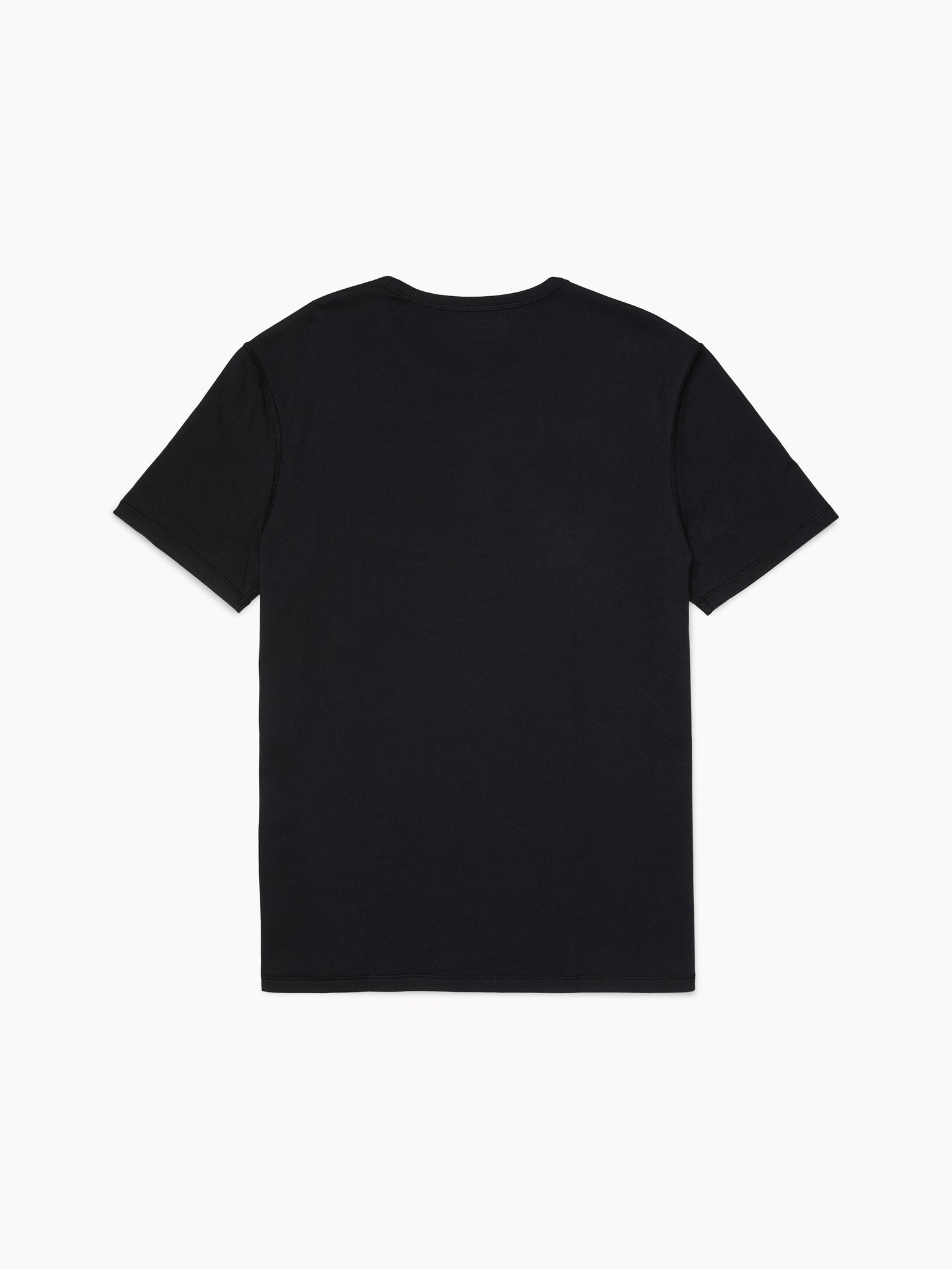 Tommy Flag T-Shirt - Black