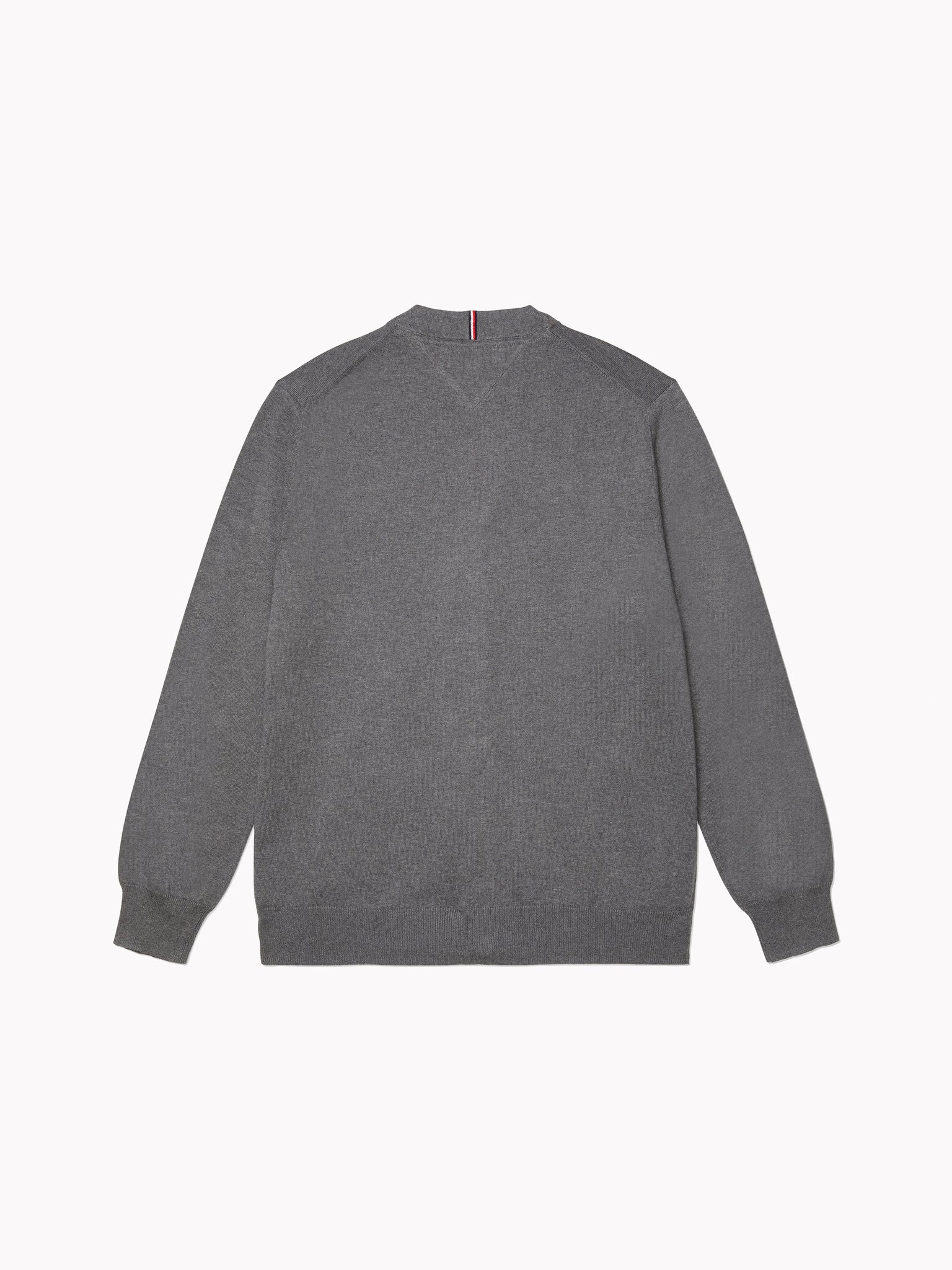 Atlantic Sweater (Mens) - Grey Heather