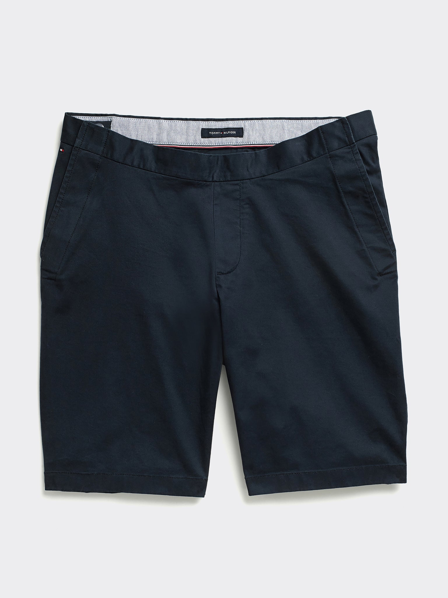 Seated Tommy Shorts - Navy