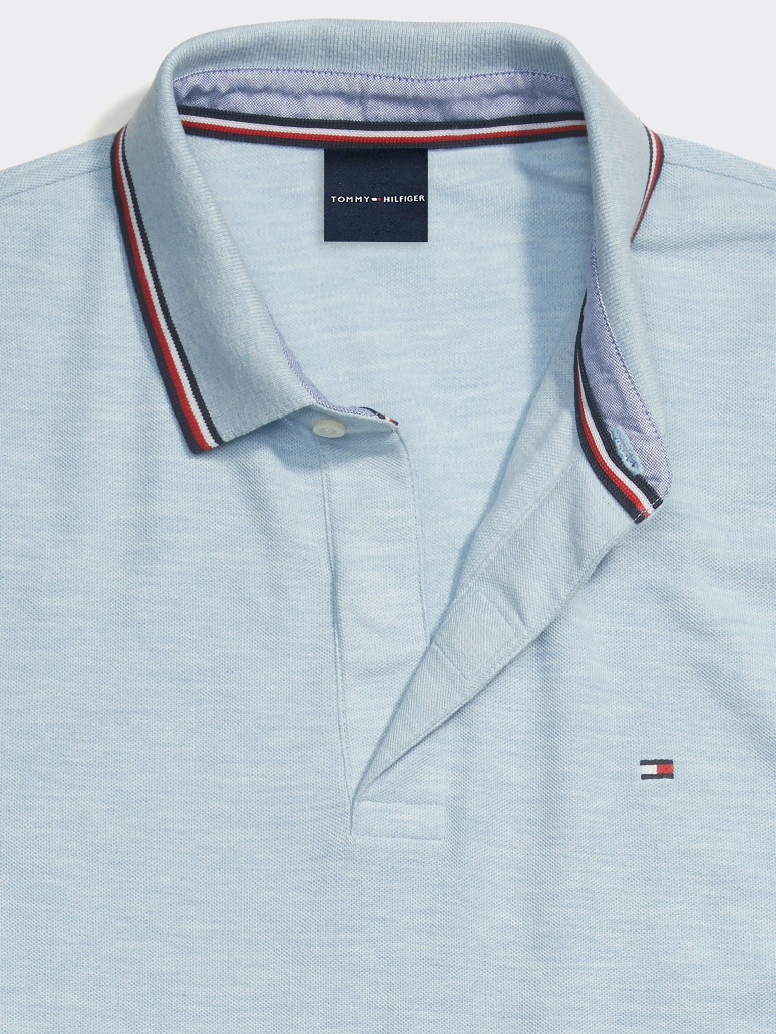 Winston Polo - Chambray Blue