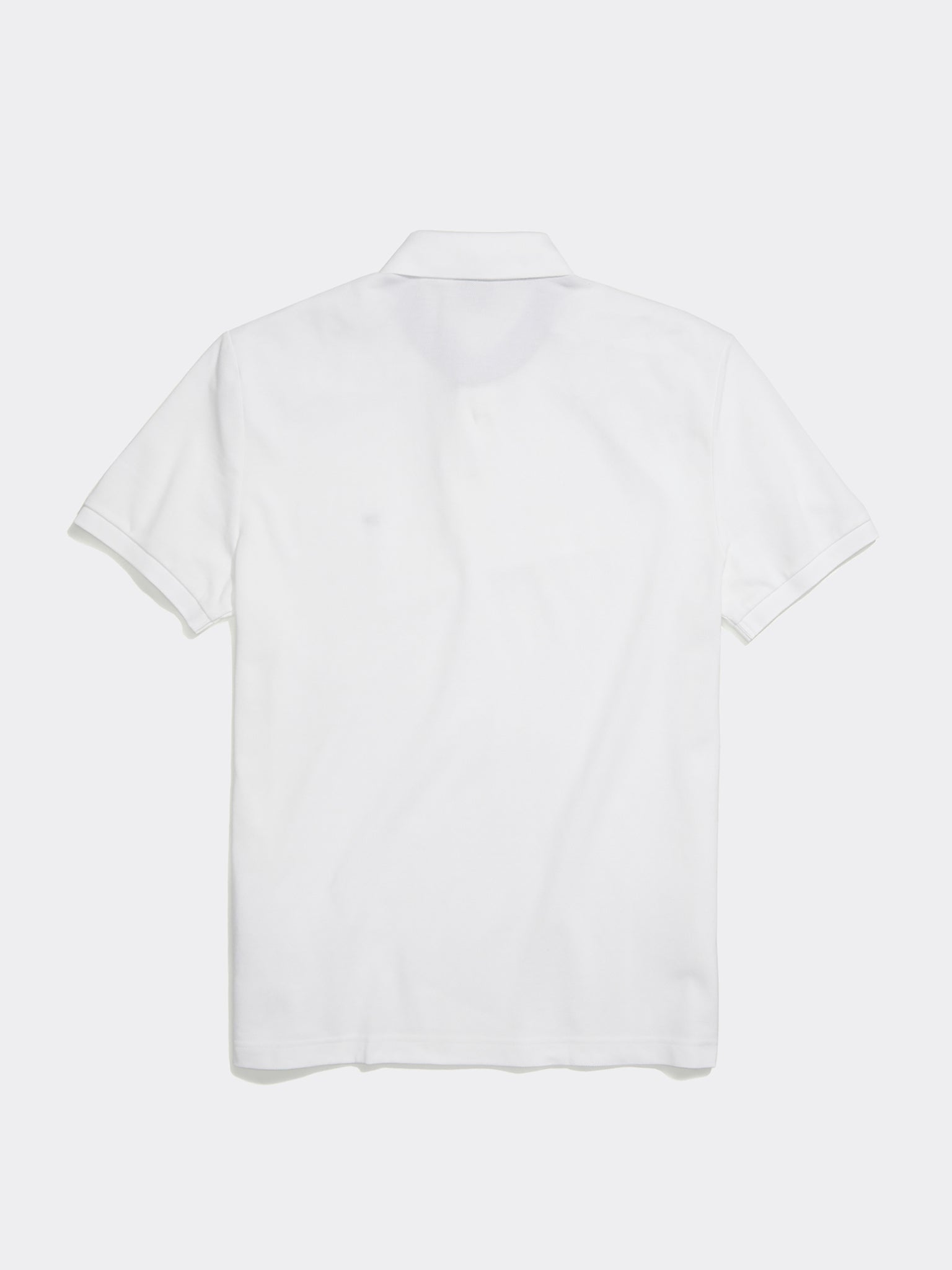 Ivy Polo - White