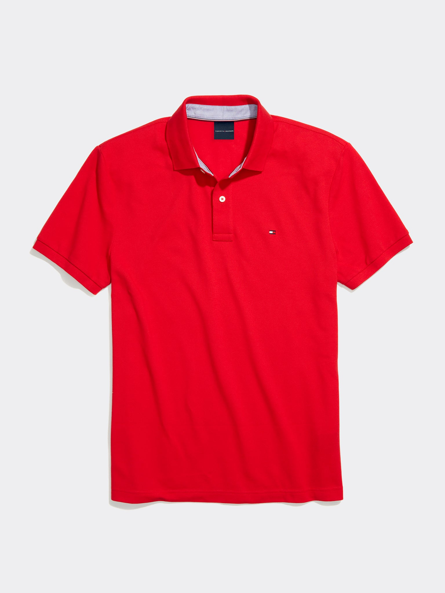 Ivy Polo - Red