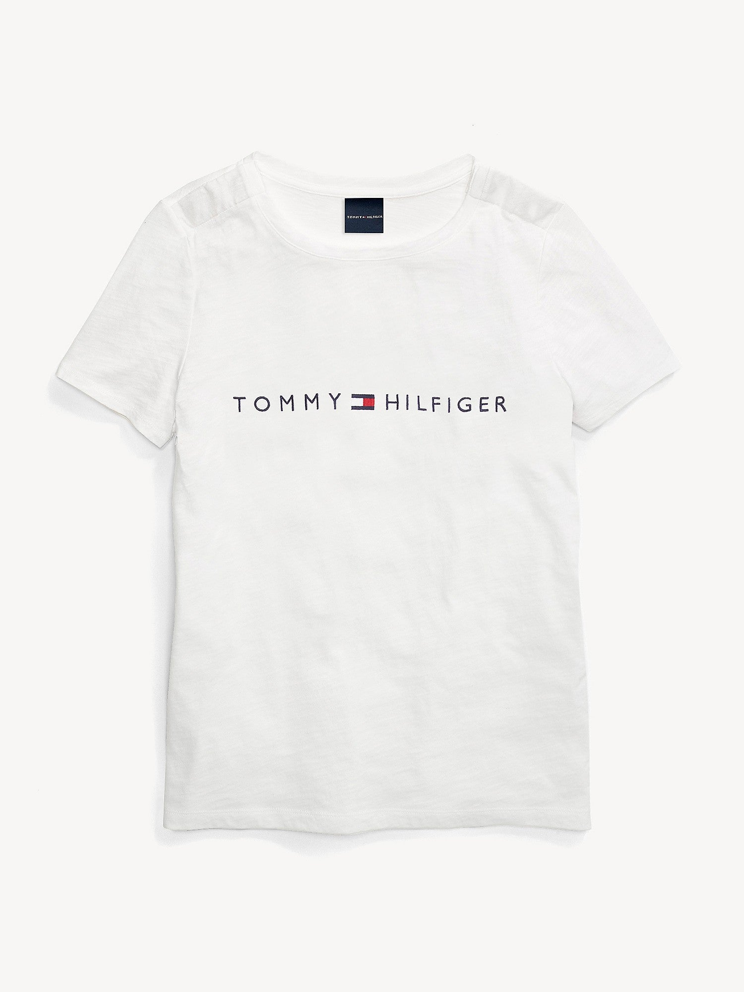 Tommy Hilfiger T-Shirt - White