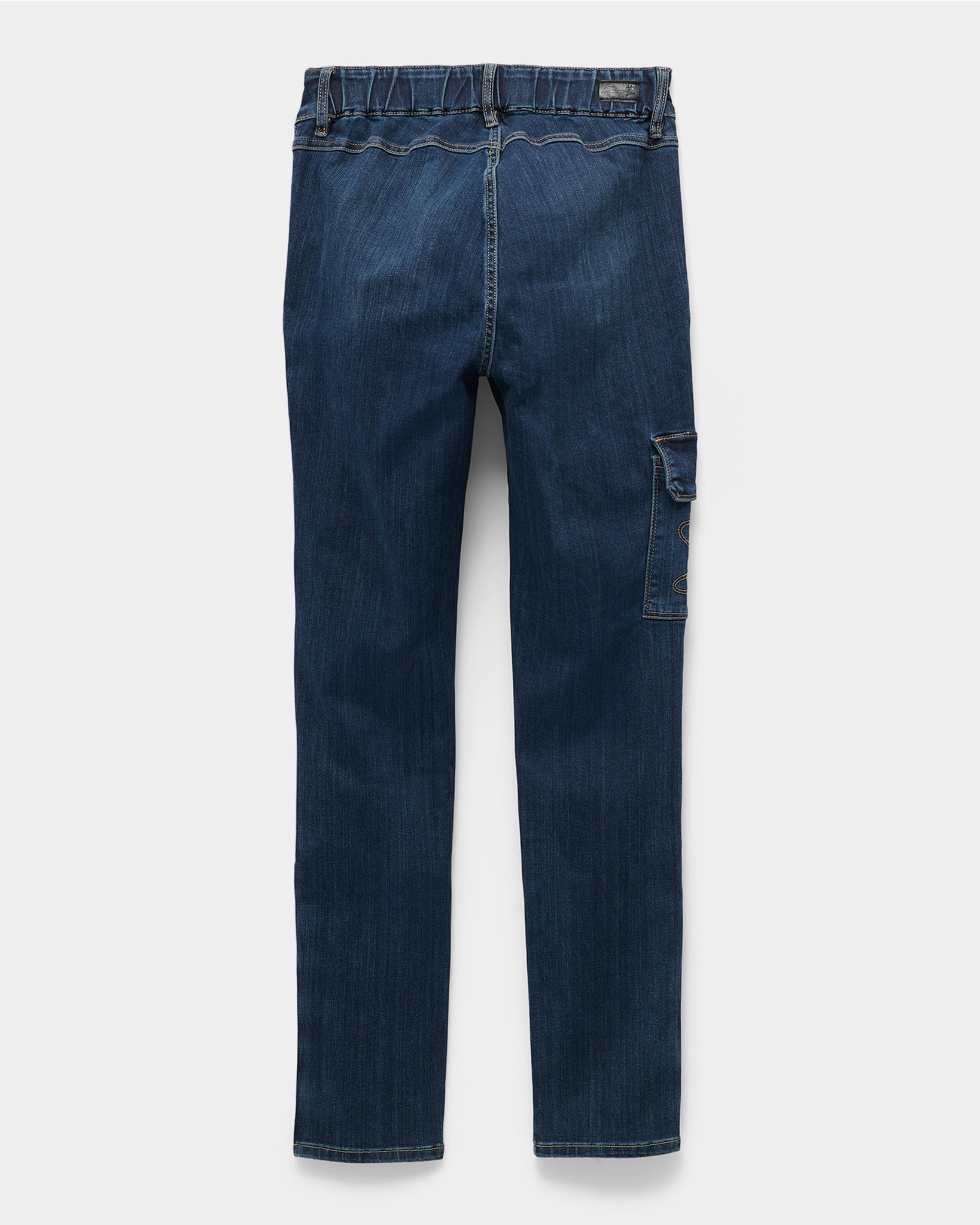 Seated Tummyless Skinny Cut Jean