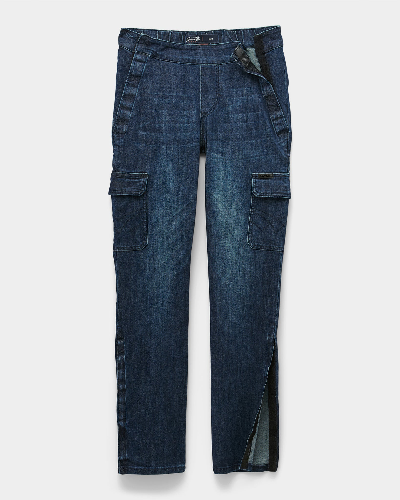 Seated Slim Leg Jean