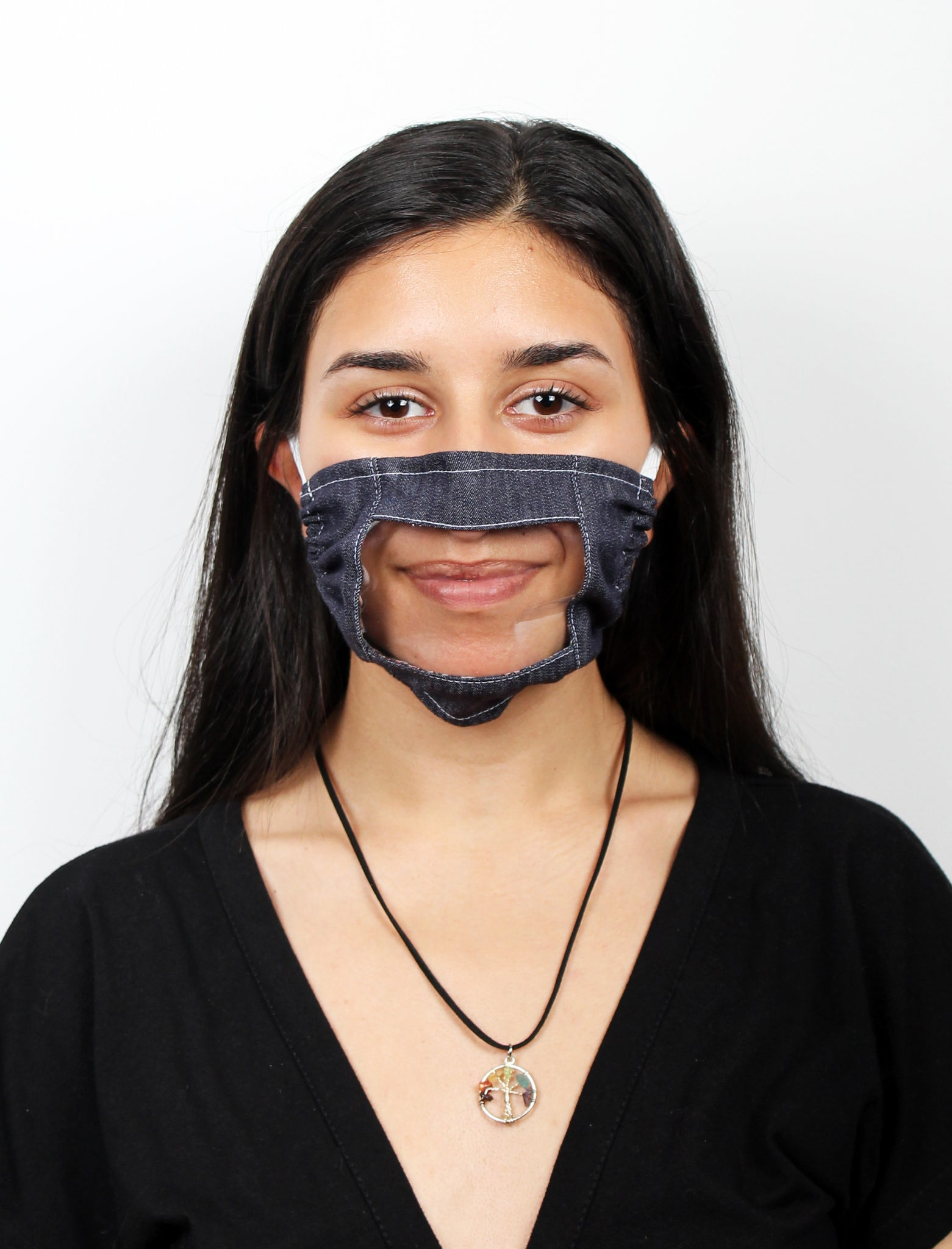 Lip Reader Face Mask