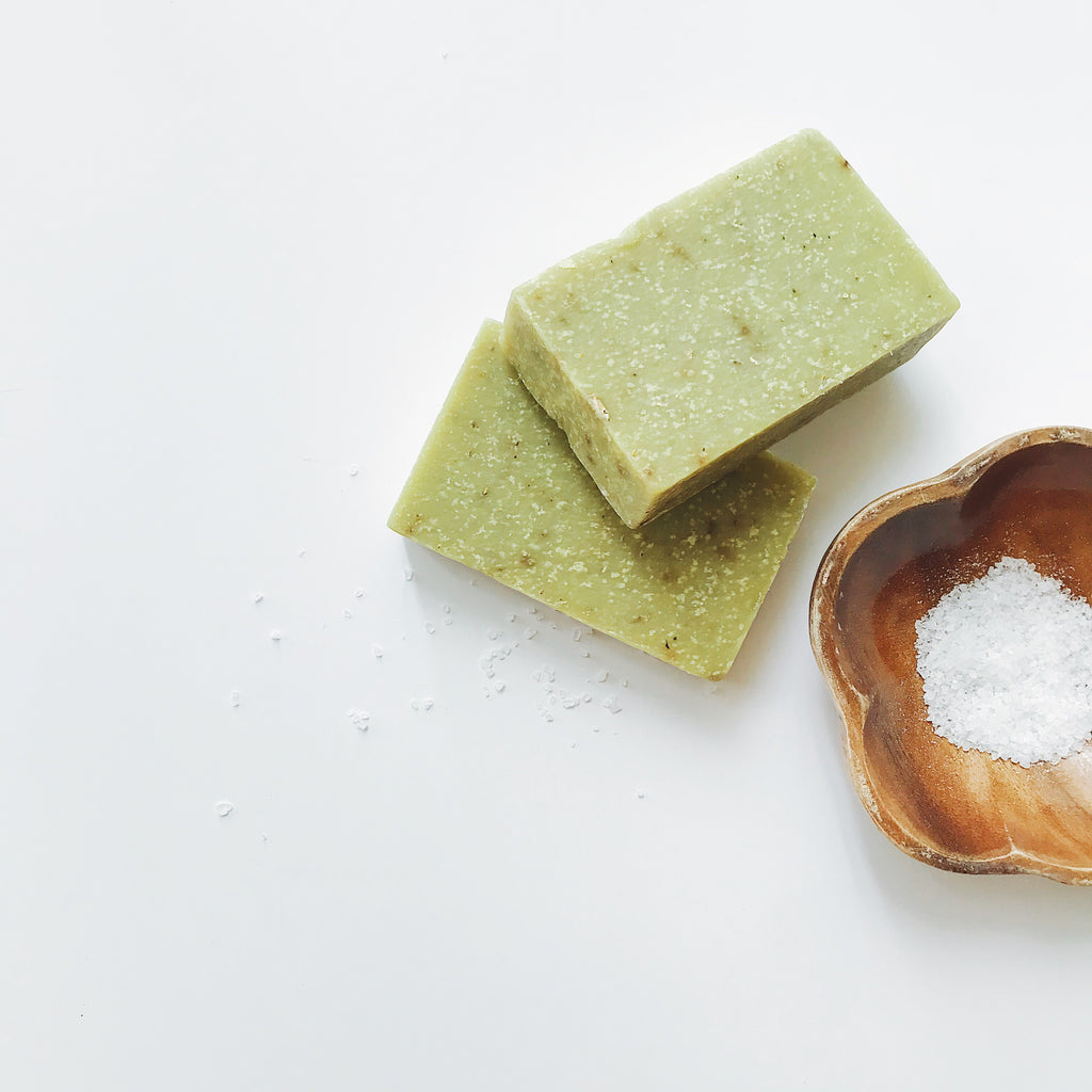 Avocado Sea Salt Bar Soap