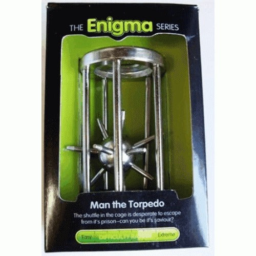 Enigma Series - Man the Torpedo