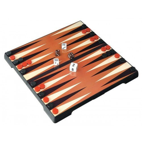 Magnetic Backgammon Set 10""