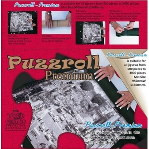 Puzzle Roll Premium Mat (500 - 3000 Pieces)