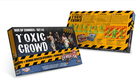 Zombicide - Toxic Crowd