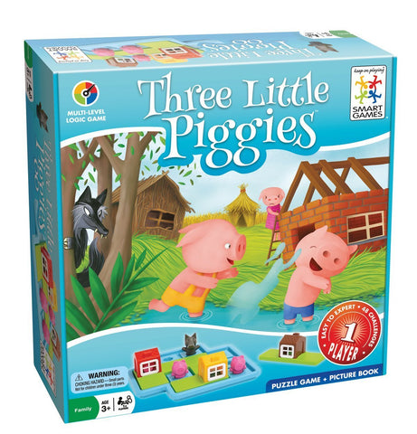 Three Little Piggies Board Game