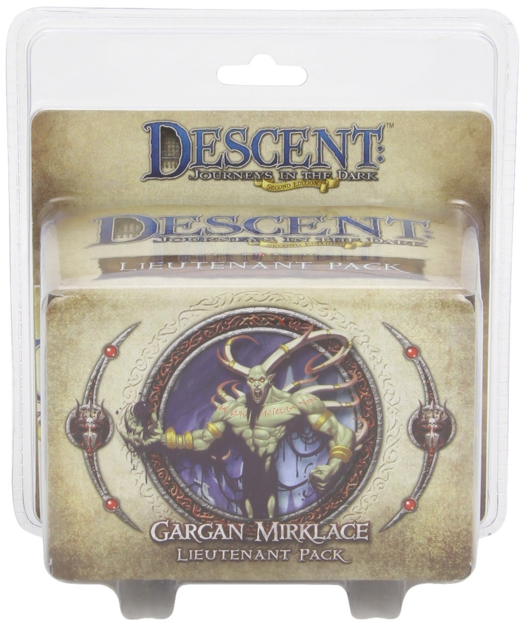 Descent Lieutenant: Gargan Mirklace