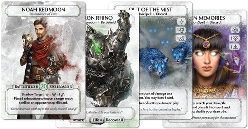 Ashes: Rise of the Phoenixborn - Card Game