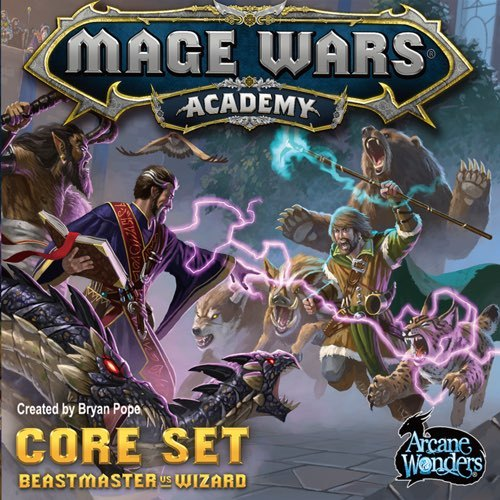 Mage Wars: Academy - Card Game