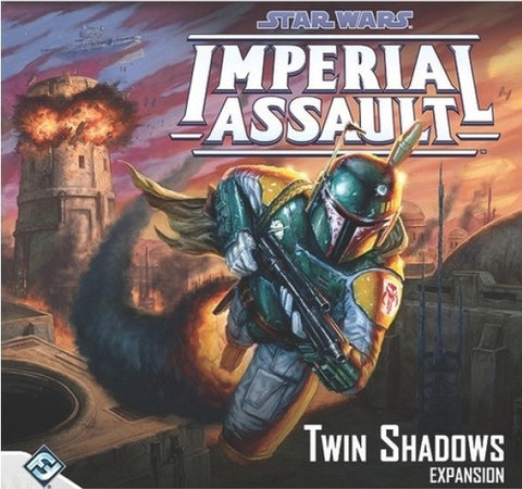 Star Wars: Imperial Assault: Twin Shadows Expansion