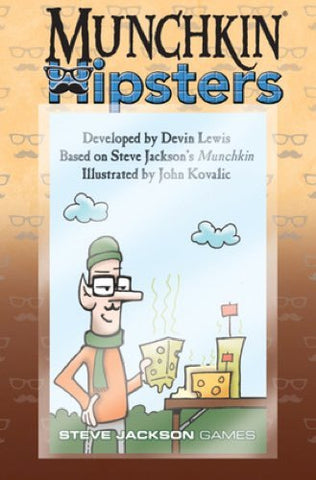 Munchkin Hipsters - Game Expansion