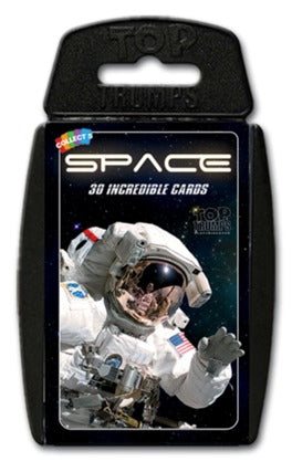 Top Trumps - Space