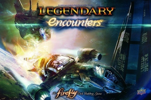 Legendary: Firefly - Card Game