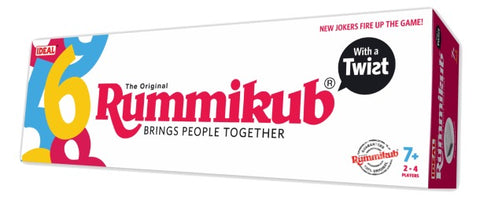 Rummikub with a Twist - Board Game