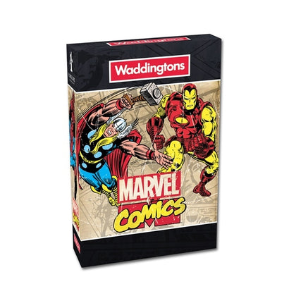 Marvel: Comics Cards