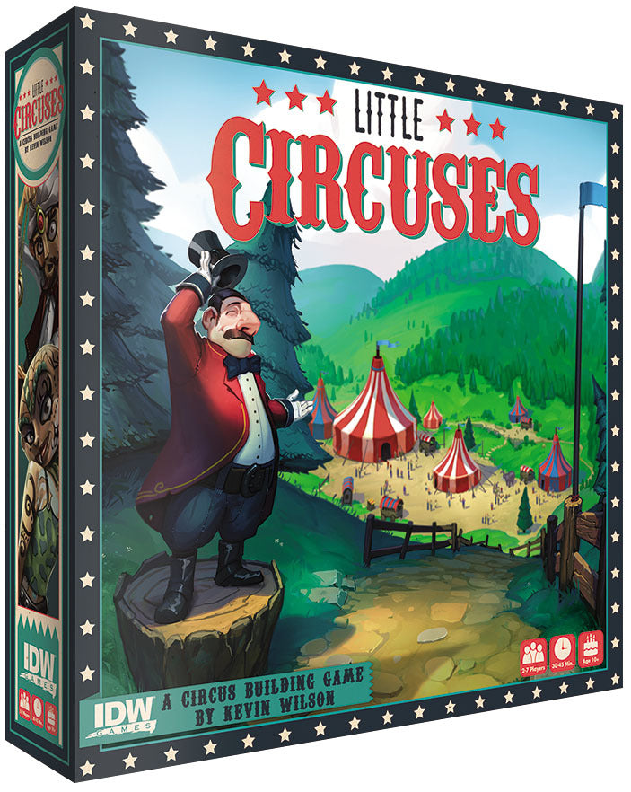 Little Circuses: The Biggest Little Spectacle in the World