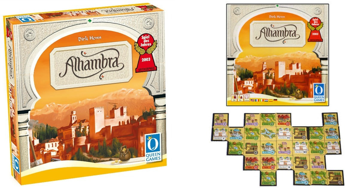 Alhambra - Board Game