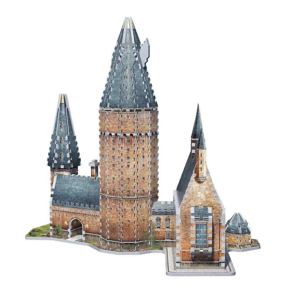 Harry Potter: 850pc 3D Puzzle (Hogwarts Great Hall)