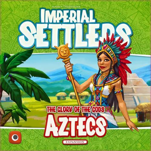 Imperial Settlers: Aztecs - Expansion Set
