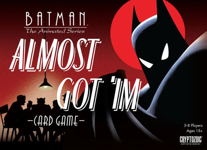 Batman: Almost Got 'Im - Card Game
