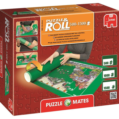 Puzzle Mates: Puzzle And Roll Storage Mat