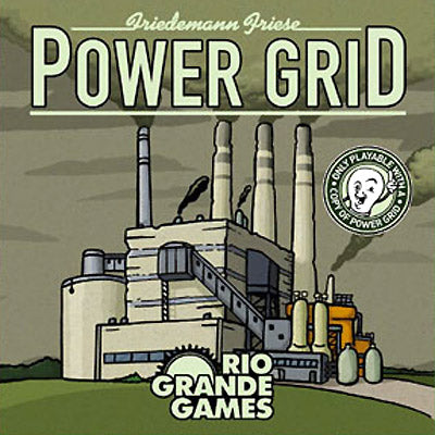Power Grid: Power Plant Expansion Deck