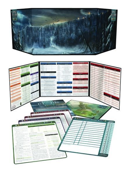 A Song of Ice and Fire RPG: Narrators Kit - Revised Edition